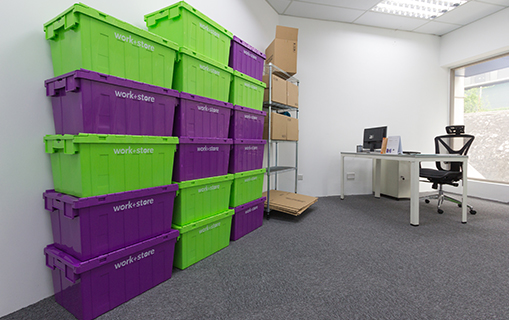 work and storage space for rent Singapore